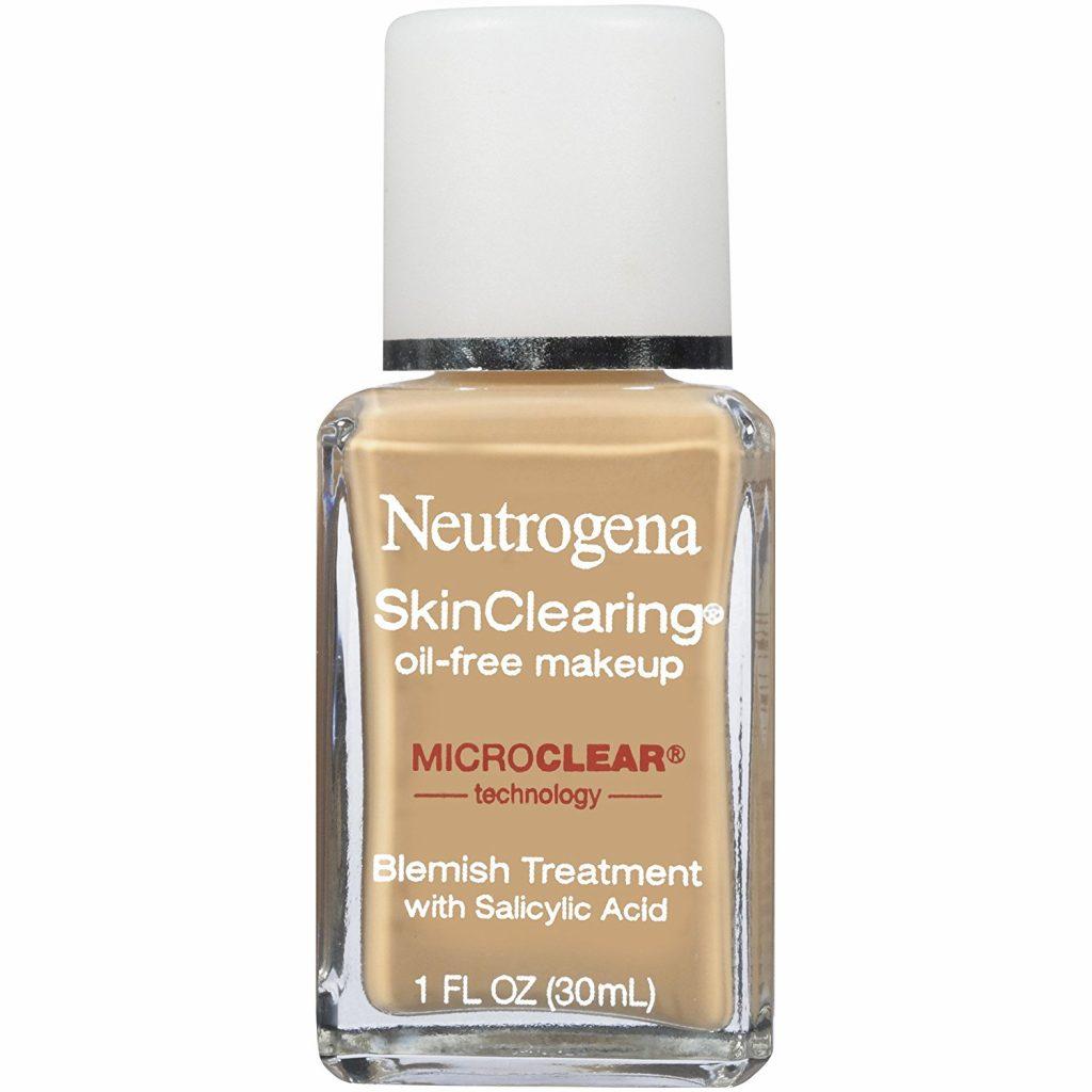 kem nền tốt Neutrogena