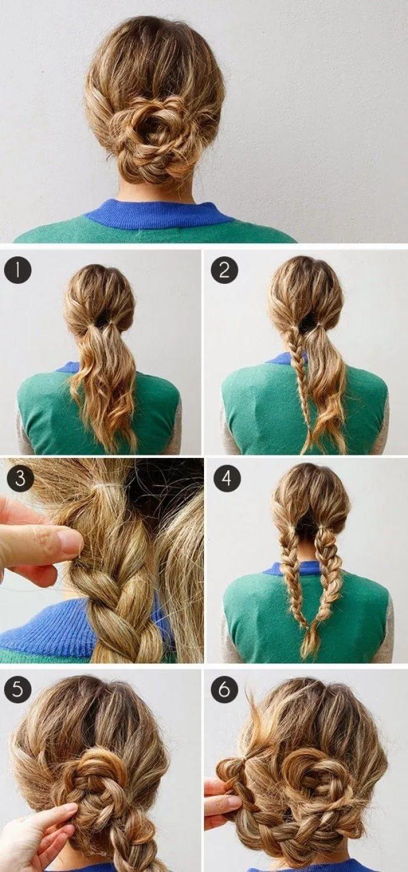 Kiểu tóc mùa Hè 5