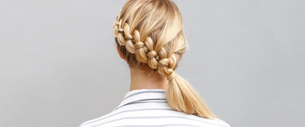 Kiểu tóc mùa Hè 9