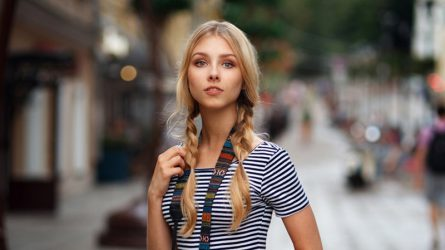Những kiểu tóc mùa Hè dễ tạo nhất cho tóc dài ngang lưng