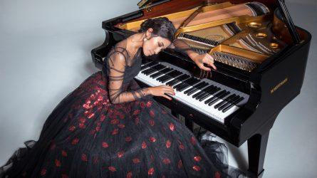 Nghệ sĩ Piano Vân Anh: Âm nhạc là một ngôn ngữ đặc biệt