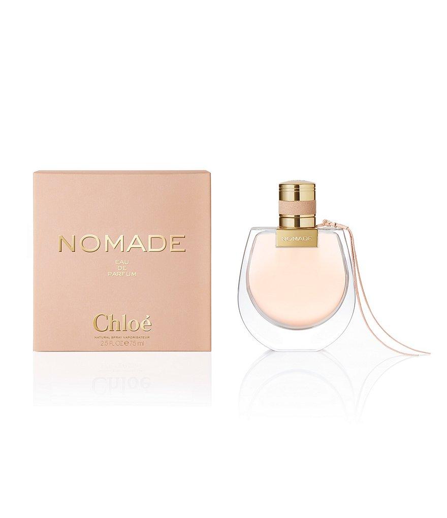 cách xịt nước hoa Chloe