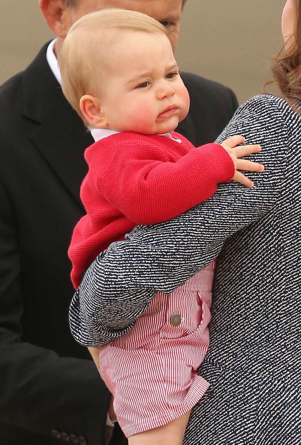 Em bé Hoàng gia Anh 6