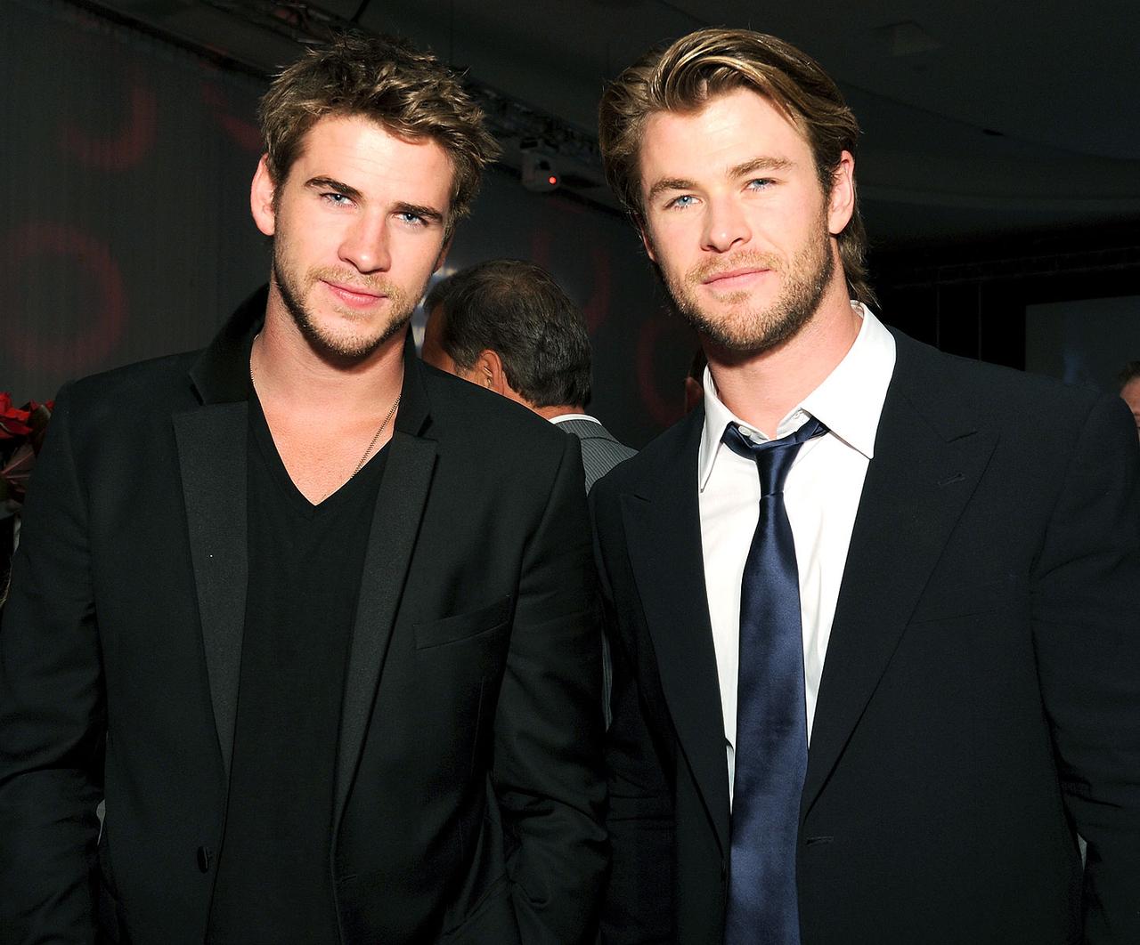 Gia đình Chris Hemsworth 1