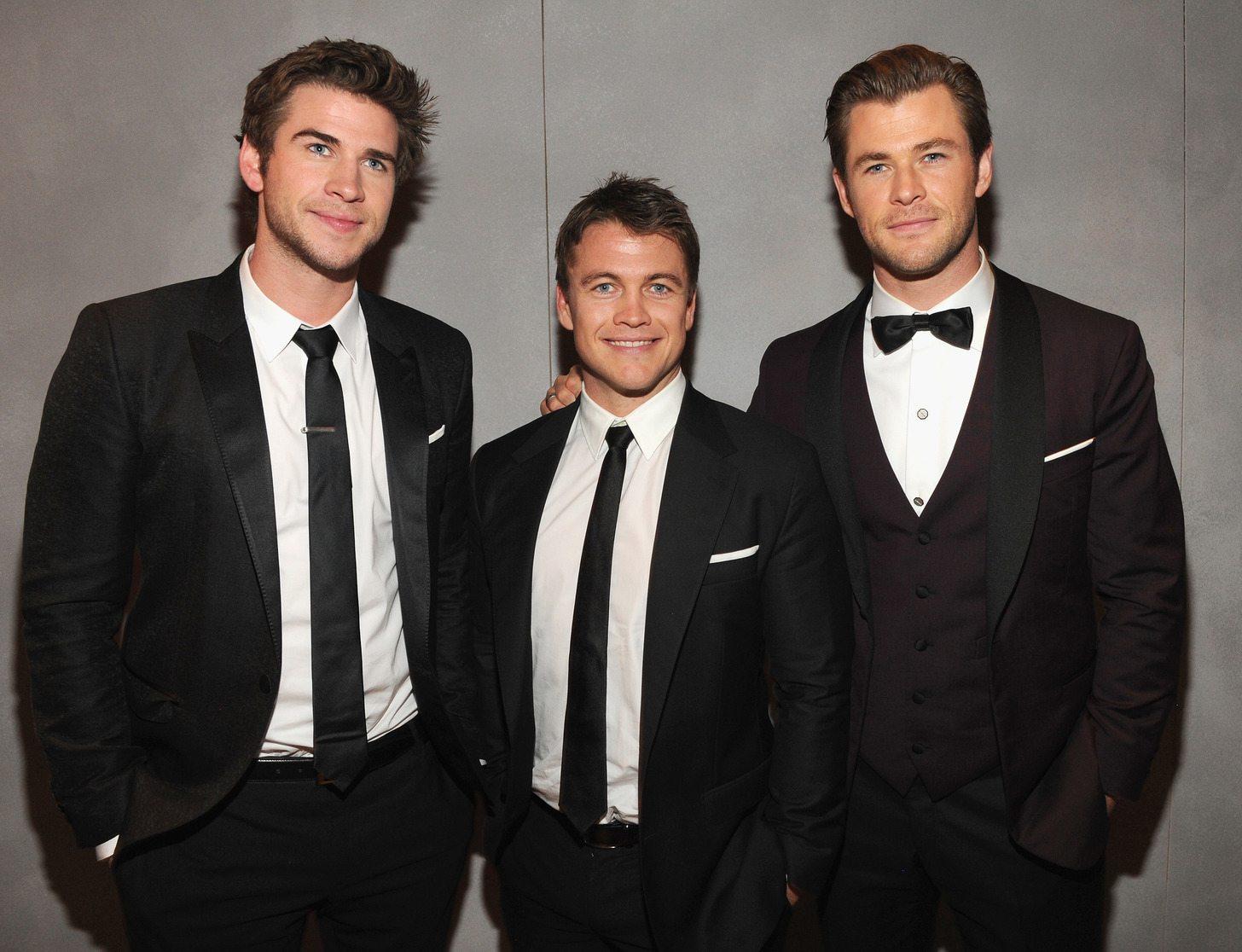 Gia đình Chris Hemsworth 7