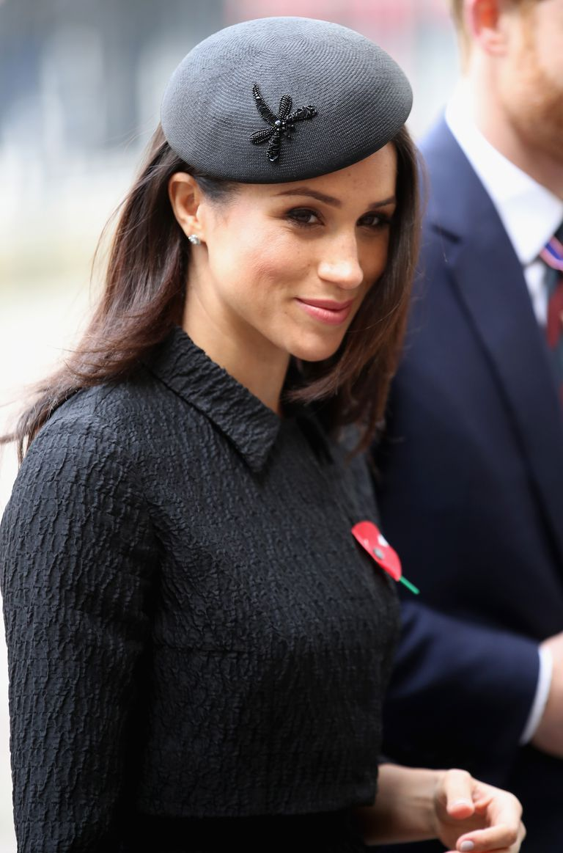 Meghan Markle gặp gỡ Hoàng tử William 4