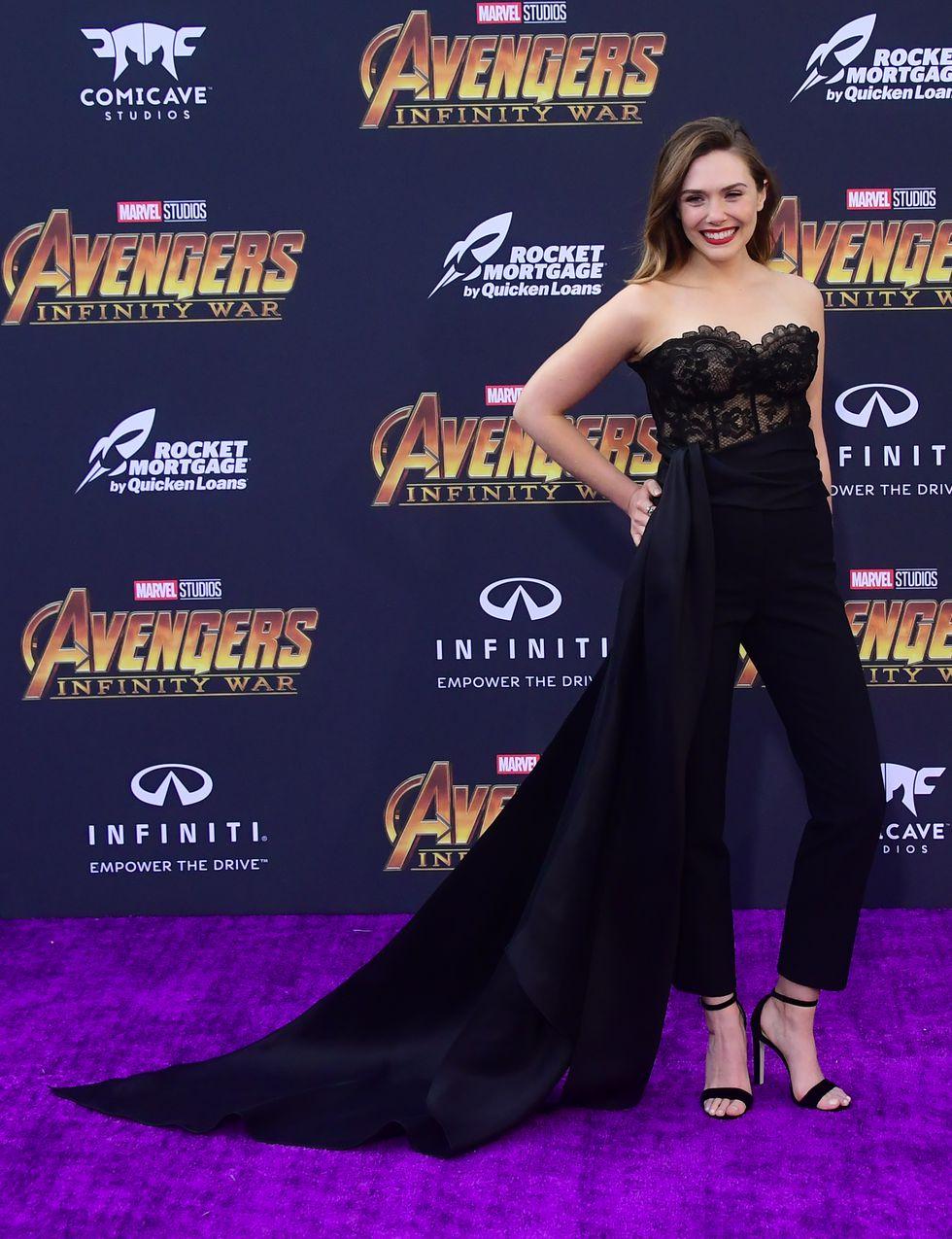 """""""Thảm tím"""" công chiếu phim Avengers: Infinity War quy tụ dàn sao bom tấn 2"""