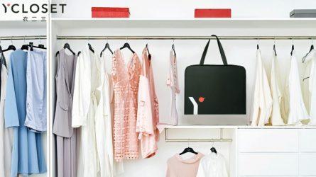 Ứng dụng thời trang cho thuê hàng hiệu - mỏ vàng của công nghiệp thời trang Trung Quốc