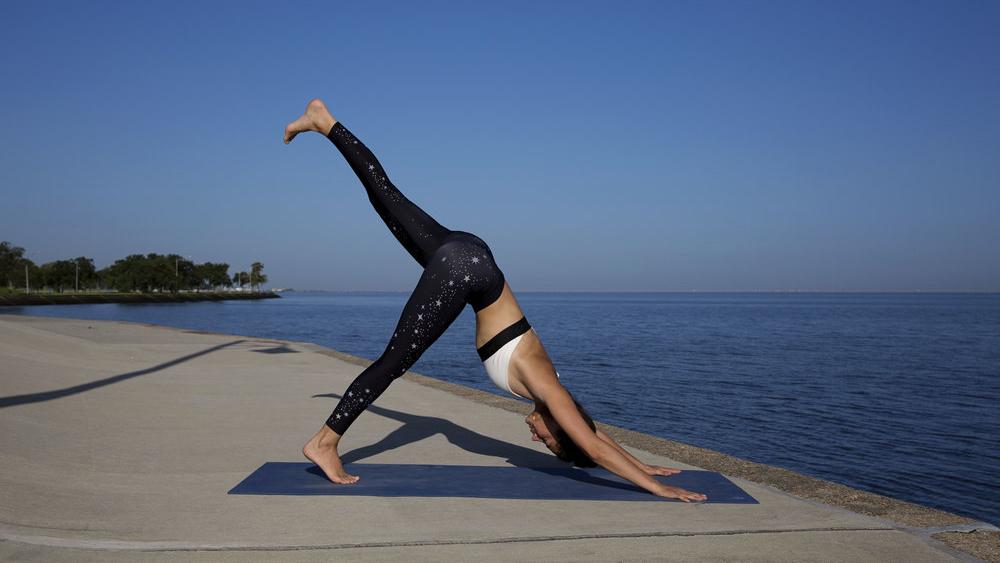 bài tập yoga đau lưng