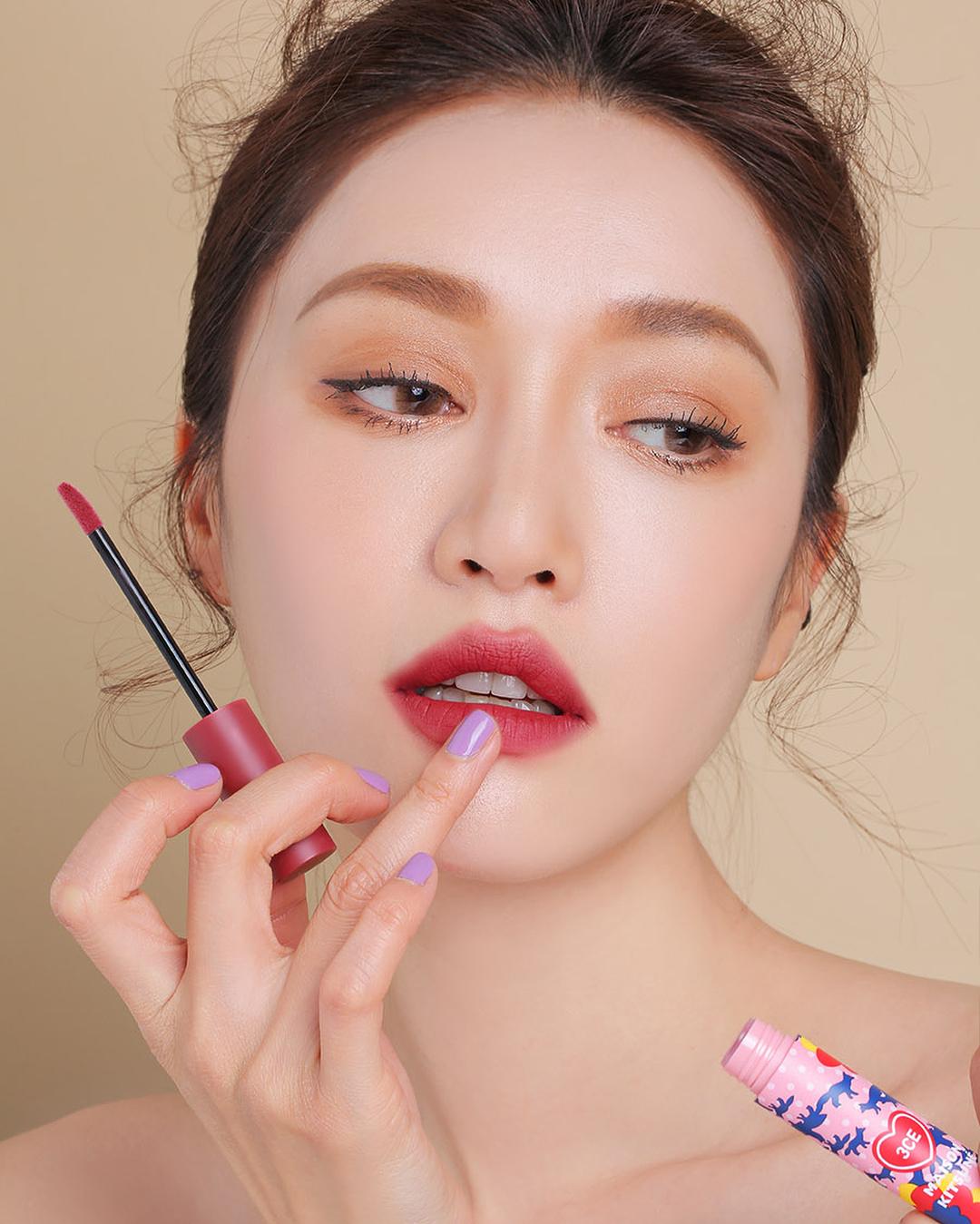 trang điểm kiểu Hàn Quốc 5