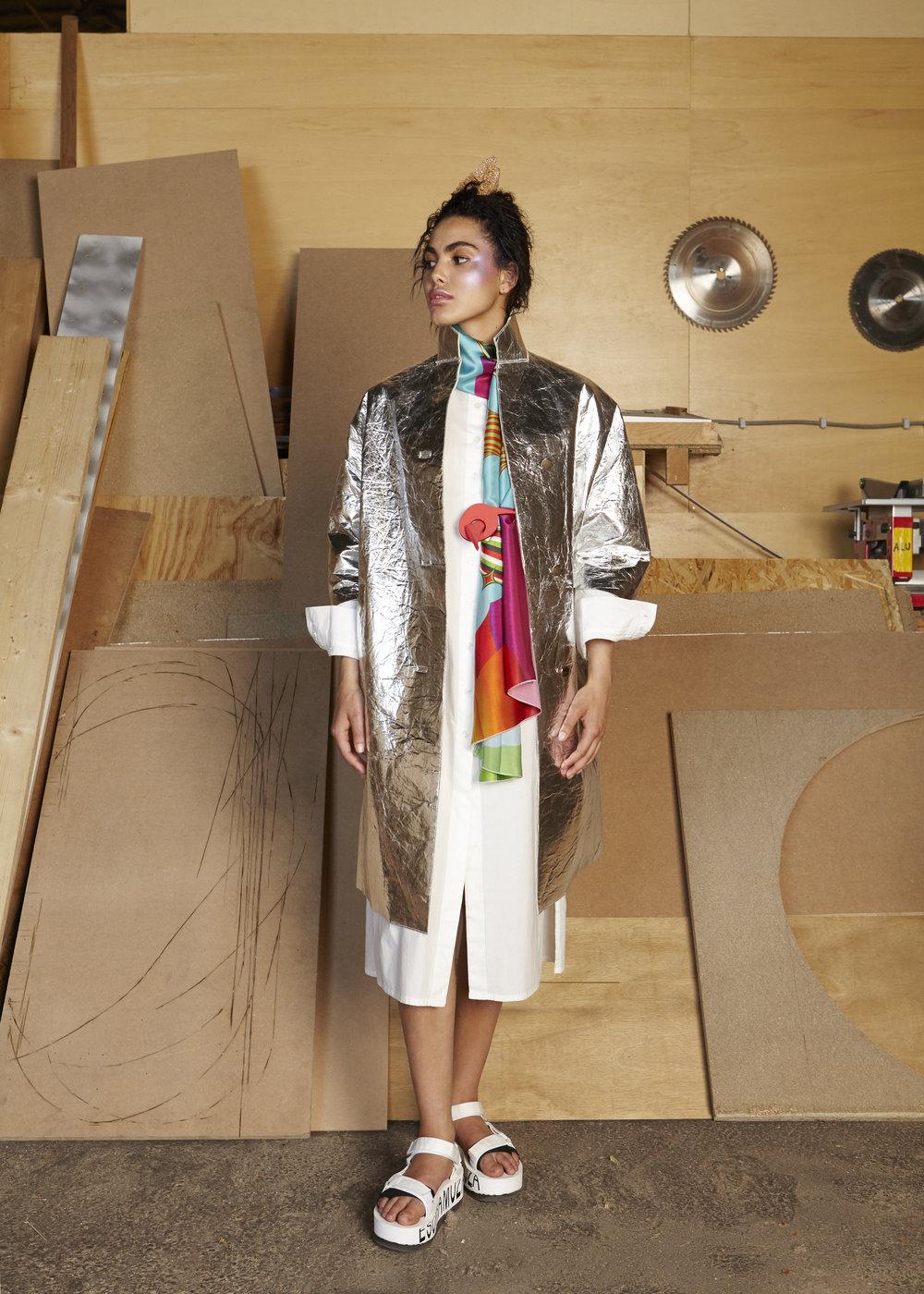 Vải sợi lá dứa - chất liệu tiềm năng cho ngành công nghiệp thời trang xanh 2
