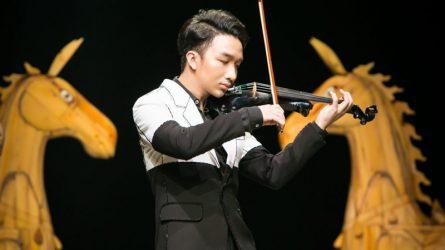 """Hoàng Rob mang """"Mặt trời phương Đông"""" đến Festival Huế 2018"""
