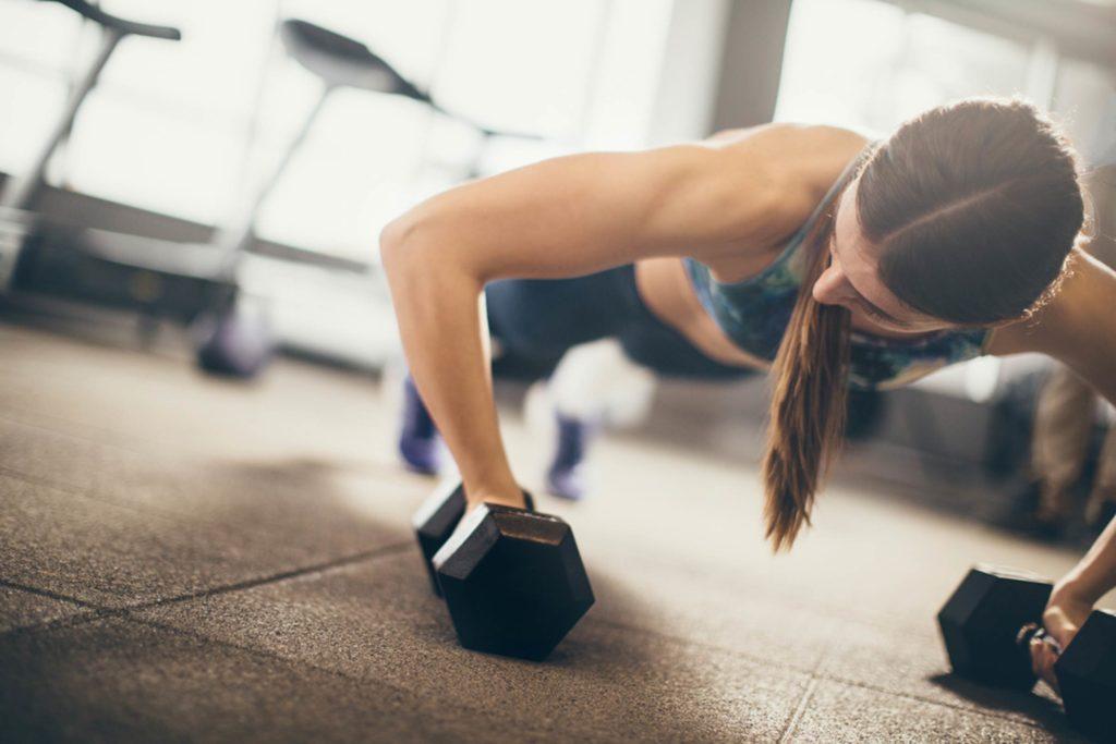 Những điều nên và không nên làm khi tập gym giảm cân 4