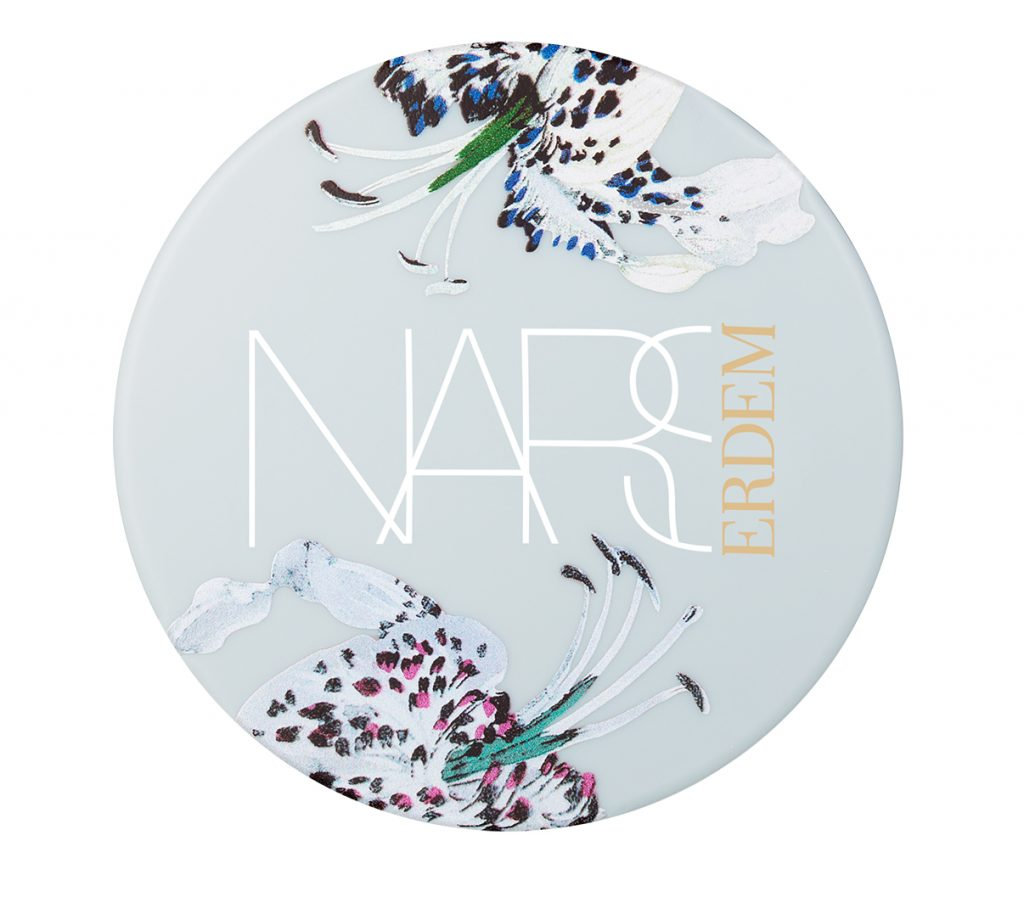 Erdem for NARS Strange Flowers Collection - Aqua Glow Cushion