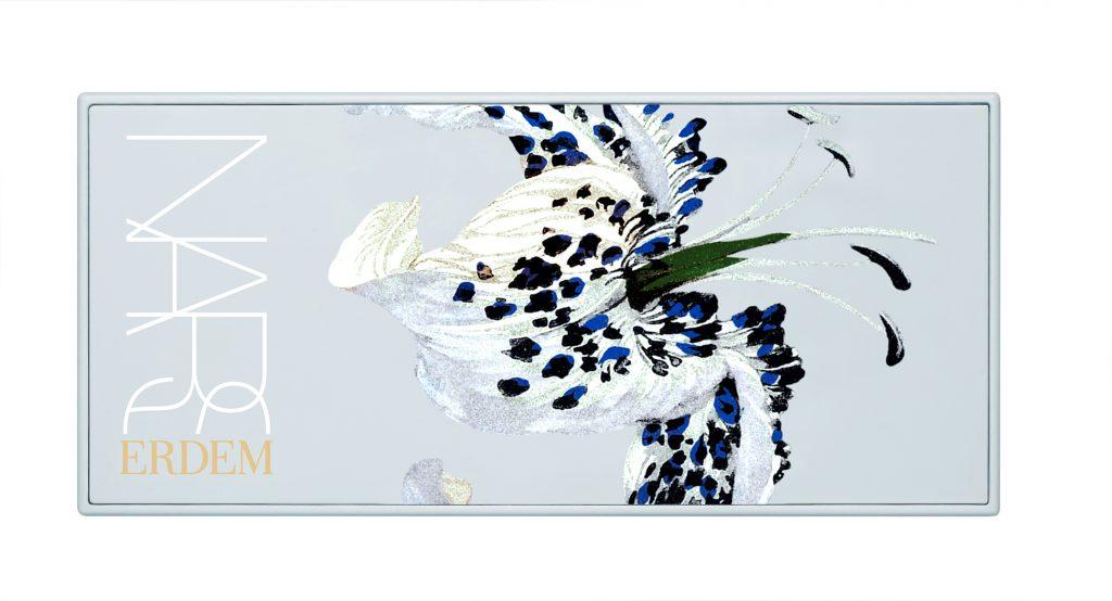 Erdem for NARS Strange Flowers Collection - Fleur Fatale Eyeshadow Palette Closed