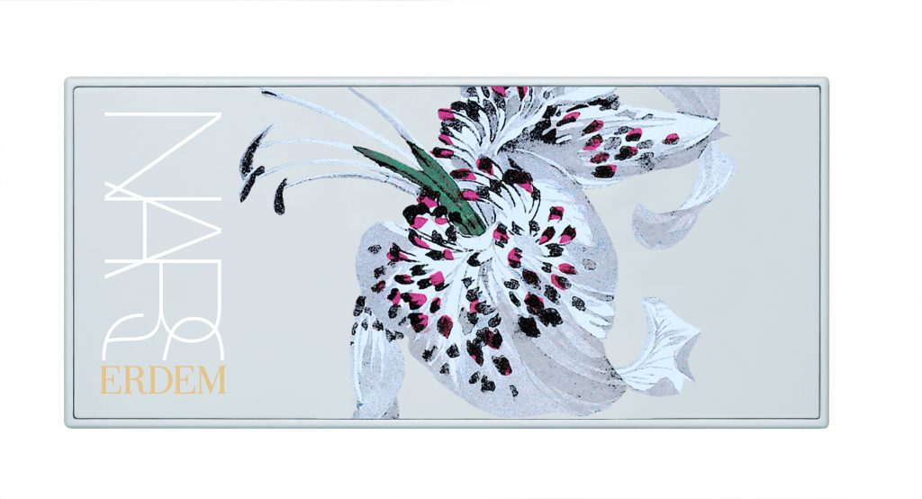 Erdem for NARS Strange Flowers Collection - Night Garden Eyeshadow Palette Closed