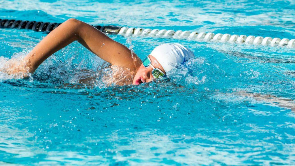 bài tập thể dực bơi lội