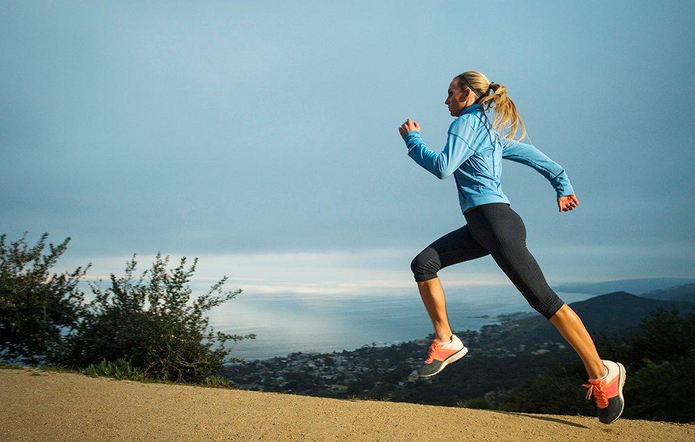 bài tập thể dục chạy bộ