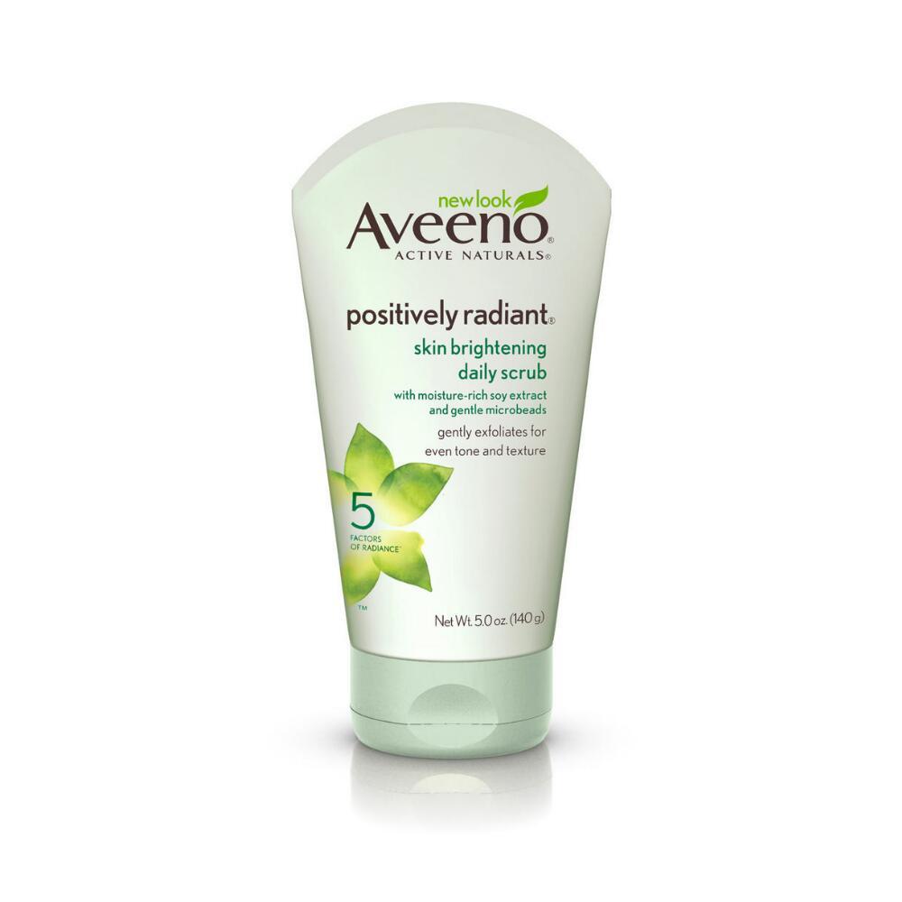 sữa rửa mặt tốt Aveeno