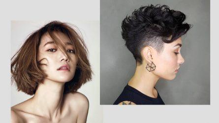 Điểm danh những kiểu tóc đẹp đang