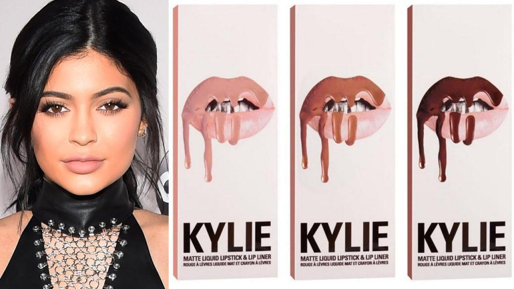 thương hiệu mỹ phẩm Kylie