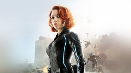Cách tập luyện giữ dáng của nữ điệp viên Black Widow - Scarlett Johansson