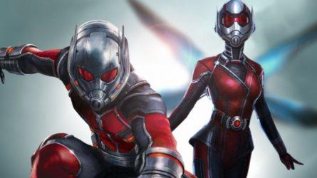 Ant-Man phần 2 chính thức được hé lộ cùng với đoạn trailer hấp dẫn