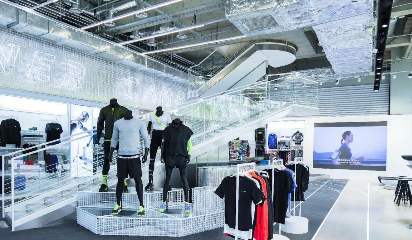 thị trường thời trang thể thao trung quốc 2