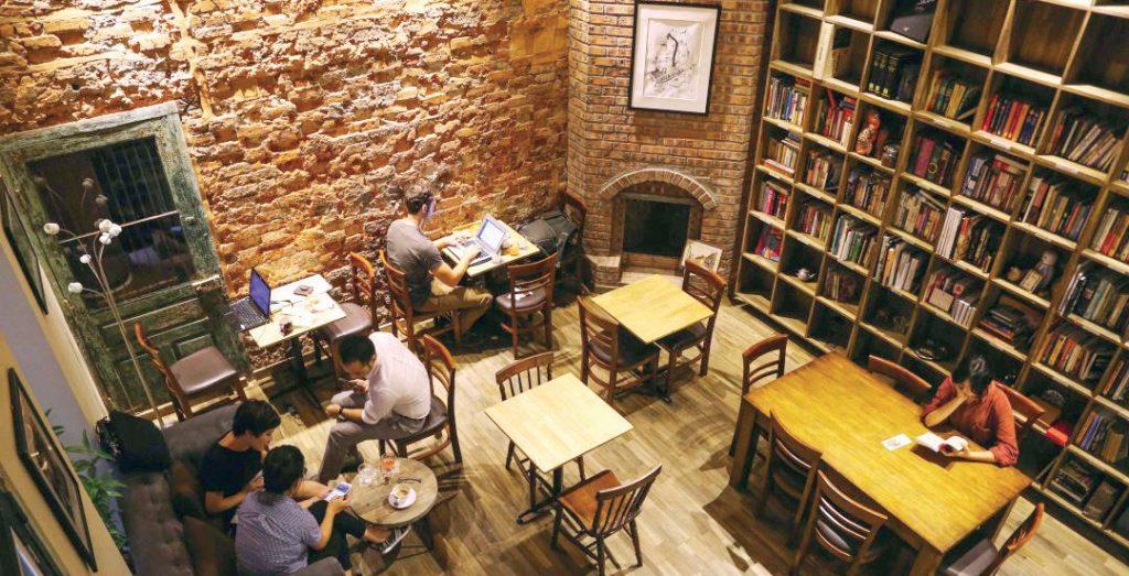 quán cà phê 11