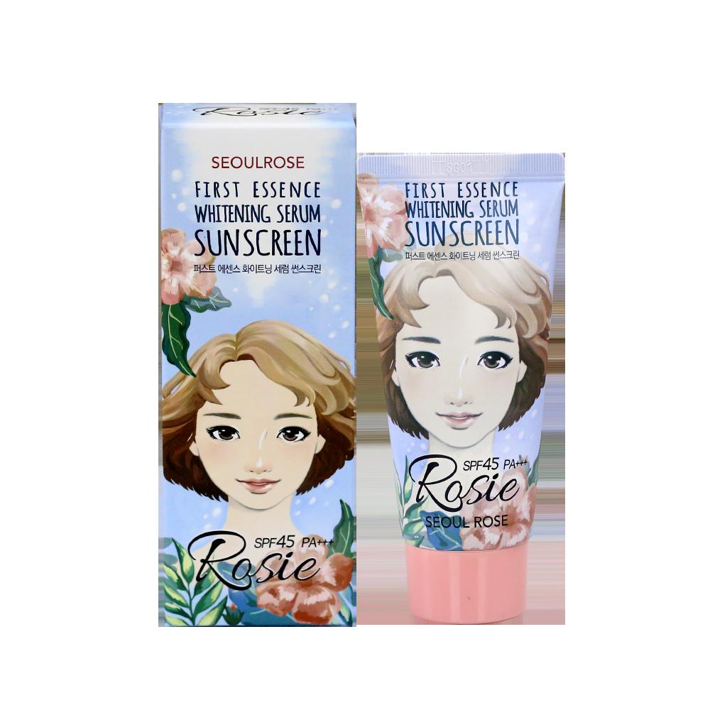 kem chống nắng kiềm dầu Rosie