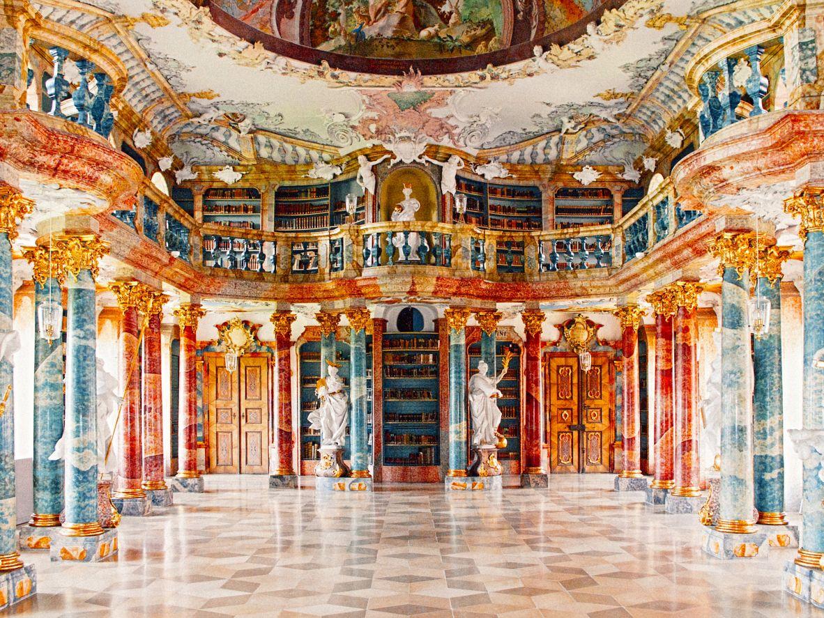Phong cách Rococo - di sản văn hóa Pháp | ELLE