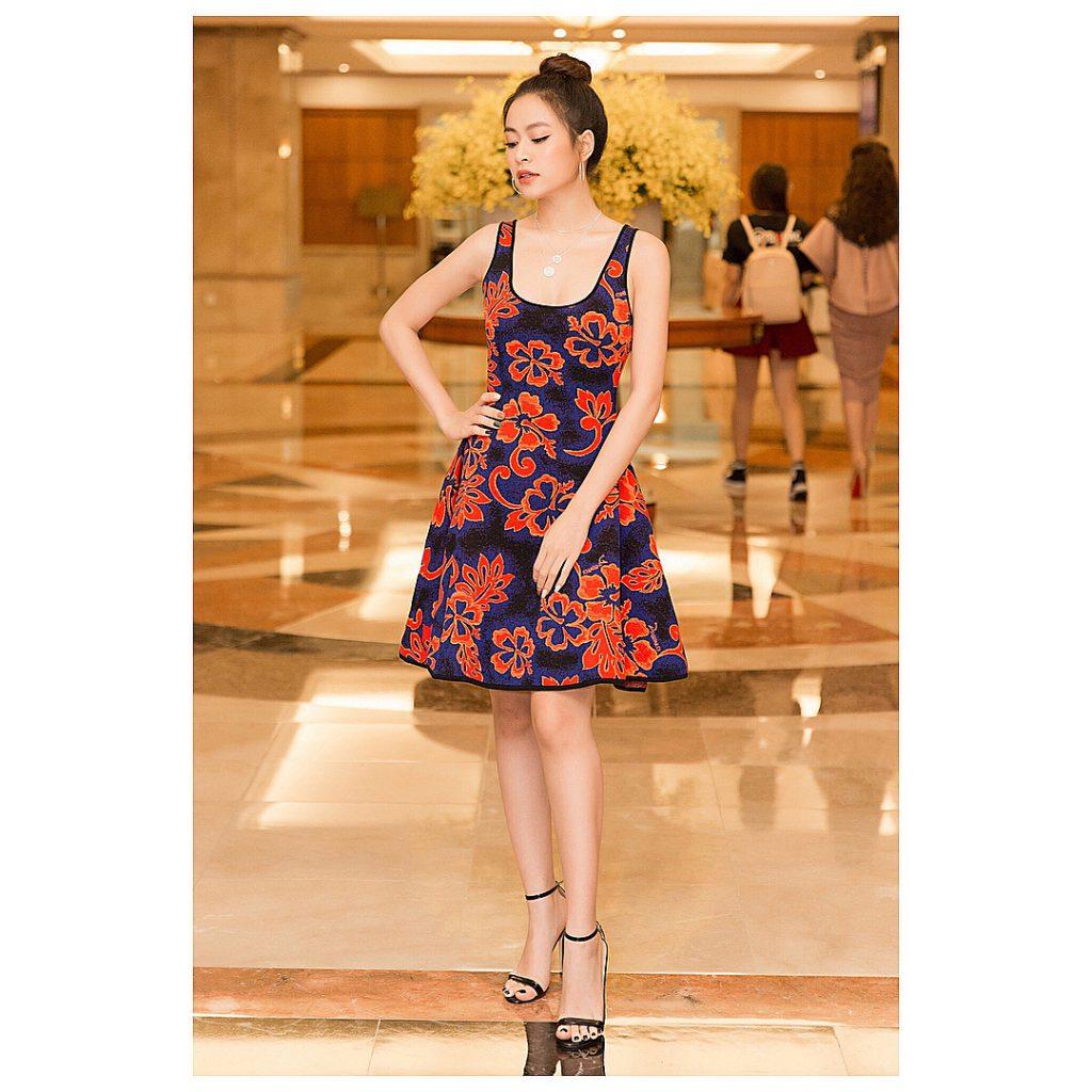 Thời trang sao Việt tuần qua 8