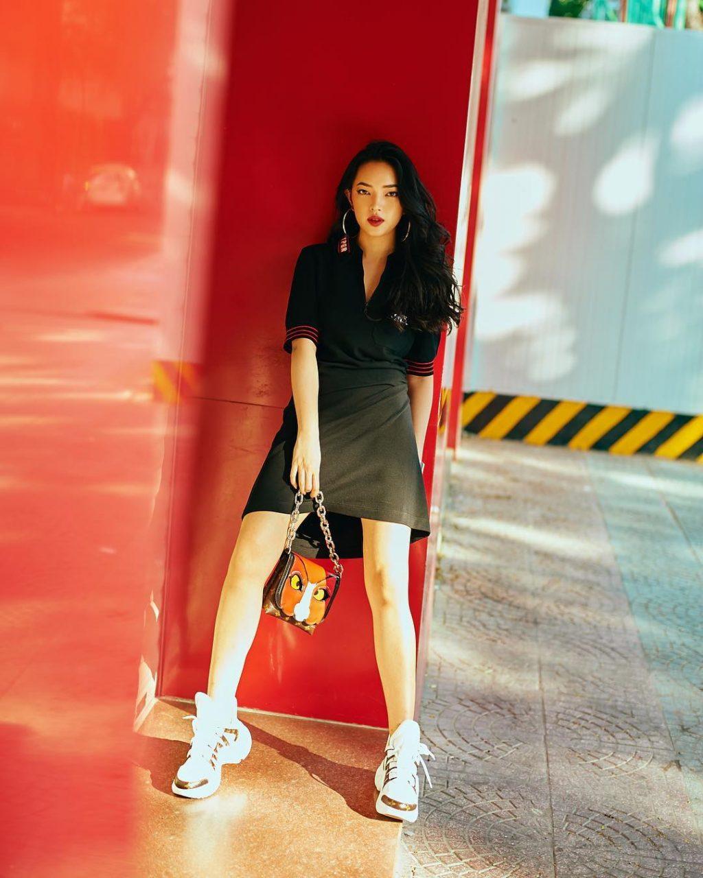 Thời trang sao Việt tuần qua 13