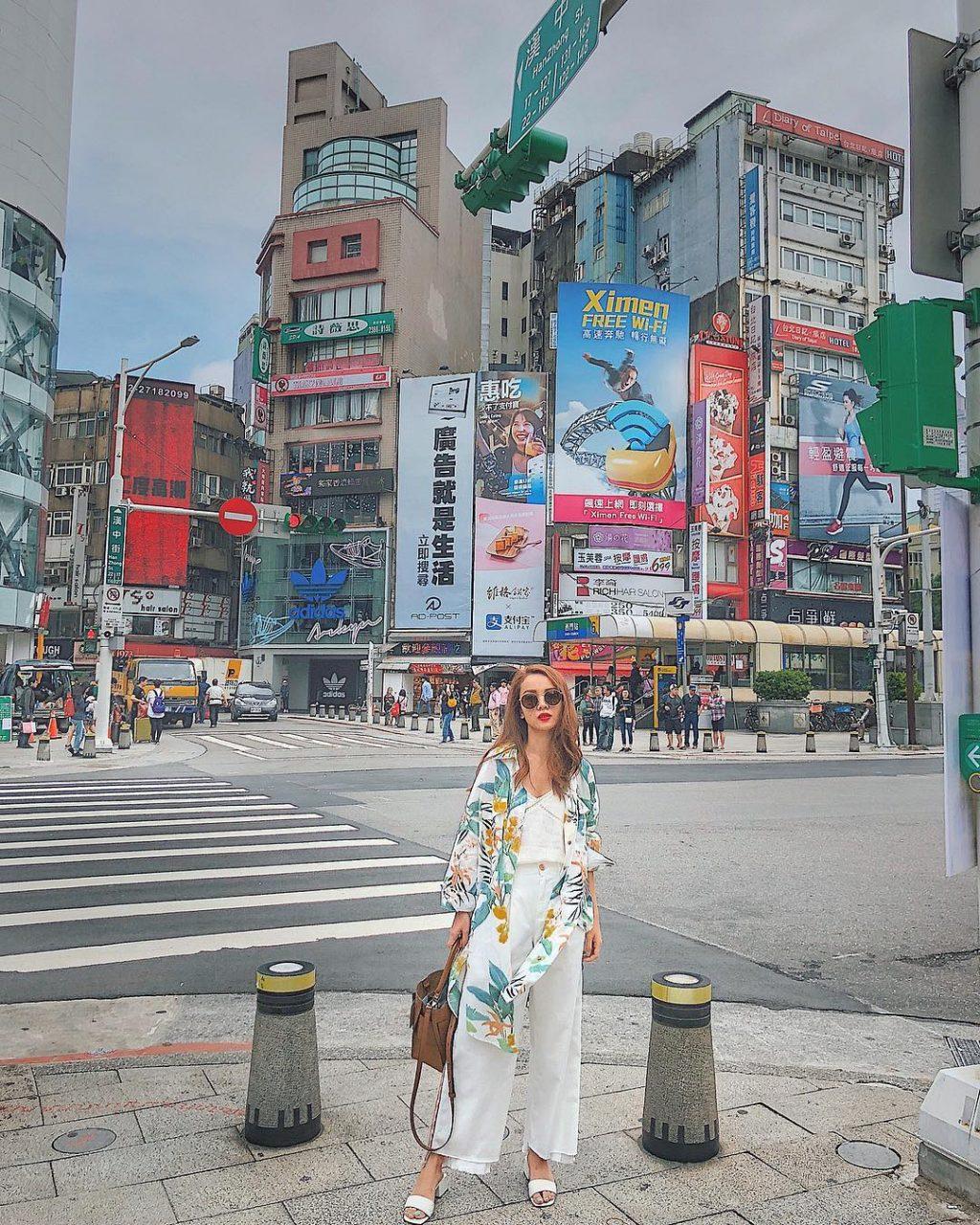 Thời trang sao Việt tuần qua 15