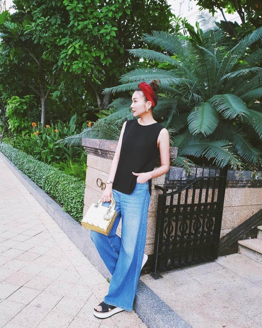 Thời trang sao Việt tuần qua 5