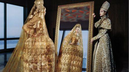 5 lần cảm hứng Công giáo xuất hiện trên sàn diễn thời trang