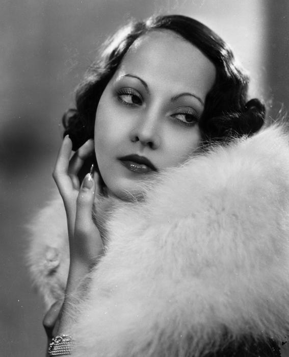 dáng lông mày 1930 1