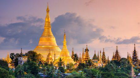 Du lịch Myanmar: Ở Yangon một ngày là không đủ