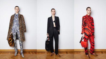 BST Roberto Cavalli Pre-Fall 2018: Khi phong cách thời trang không thể trộn lẫn