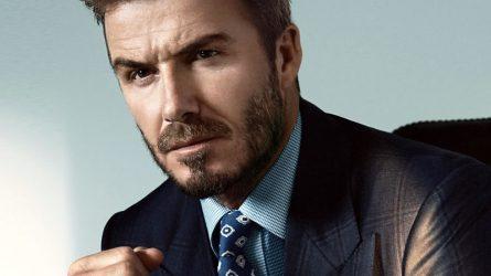 David Beckham trở thành đại sứ thời trang Anh Quốc