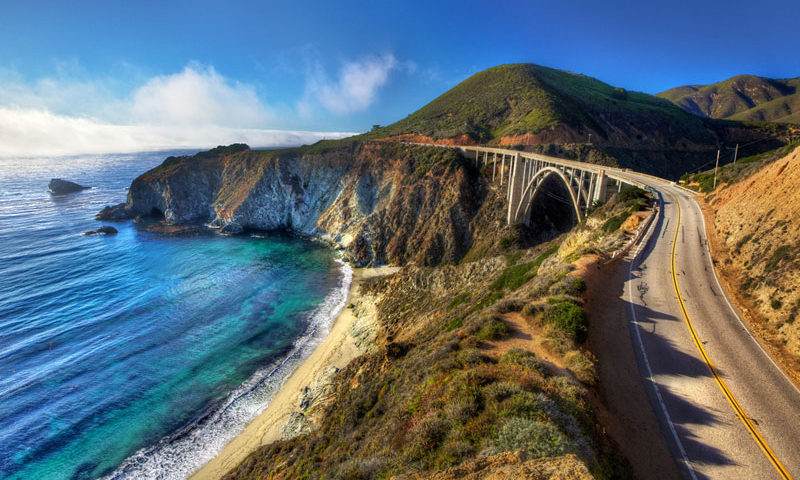 Du lịch California 2
