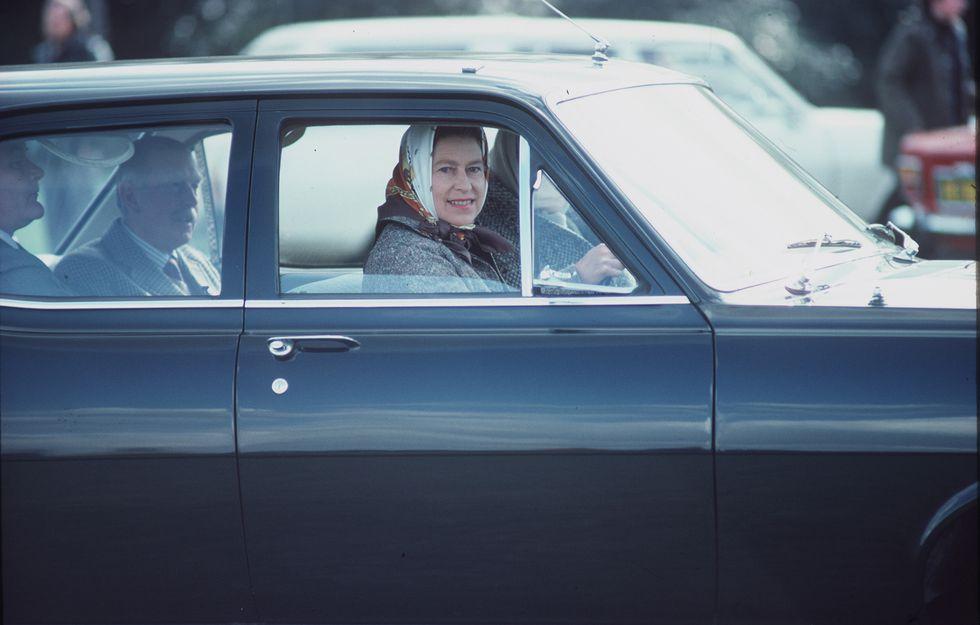 Nữ hoàng Elizabeth 1
