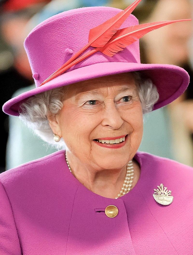 Nữ hoàng Elizabeth 5