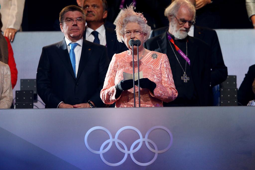 Nữ hoàng Elizabeth 8