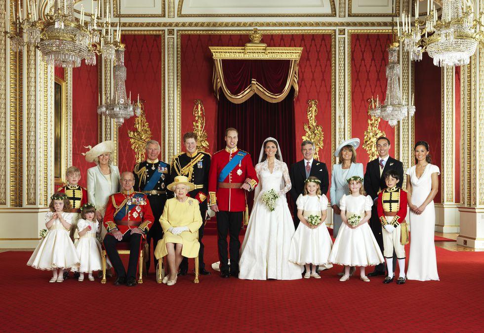 Truyền thống Hoàng gia Anh 3