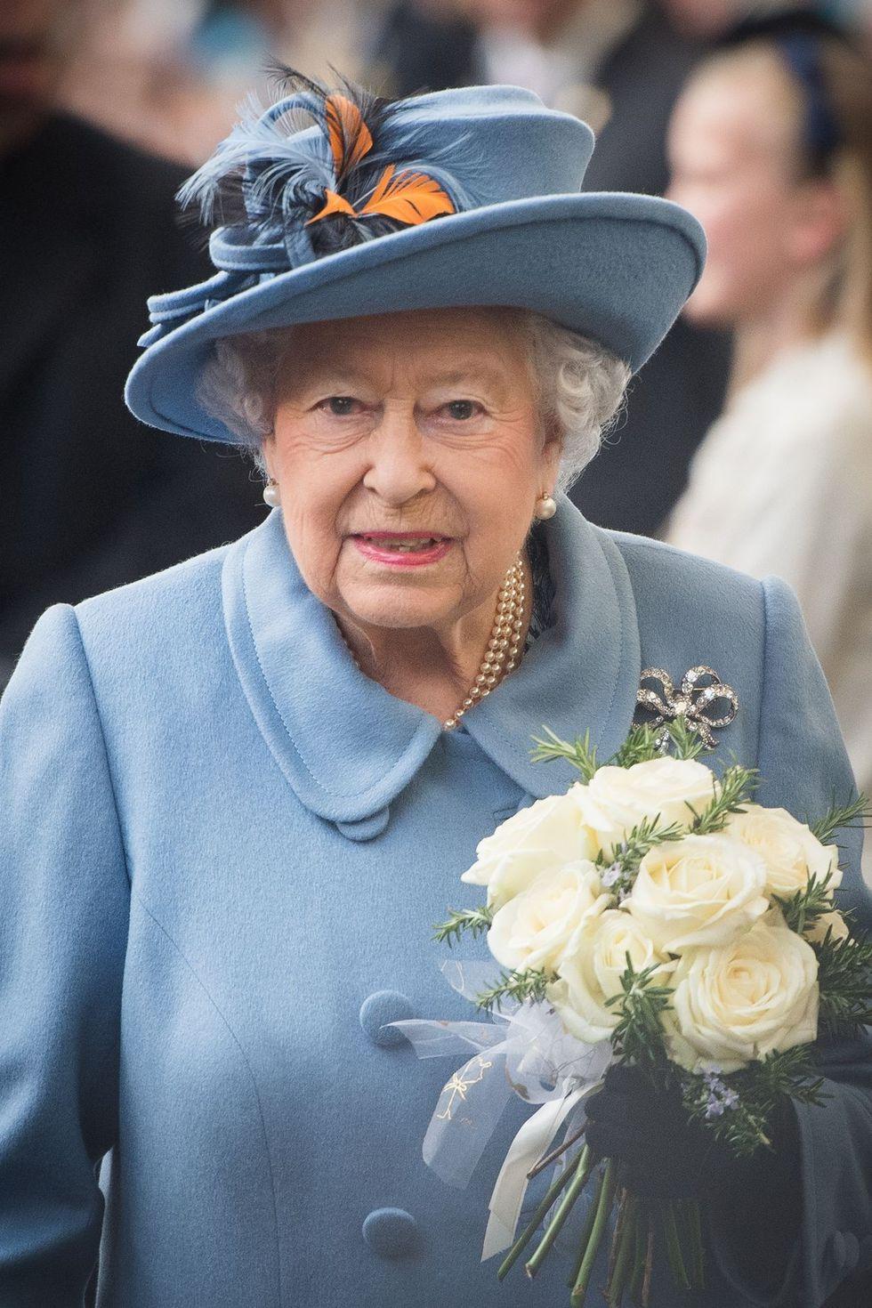 Truyền thống Hoàng gia Anh 4