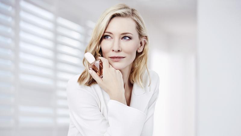 diễn viên Cate Blanchett làm đẹp như thế nào