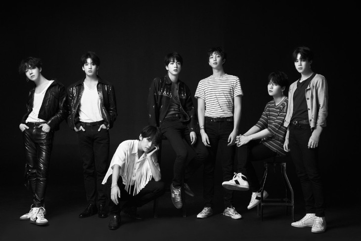 Album mới BTS 1