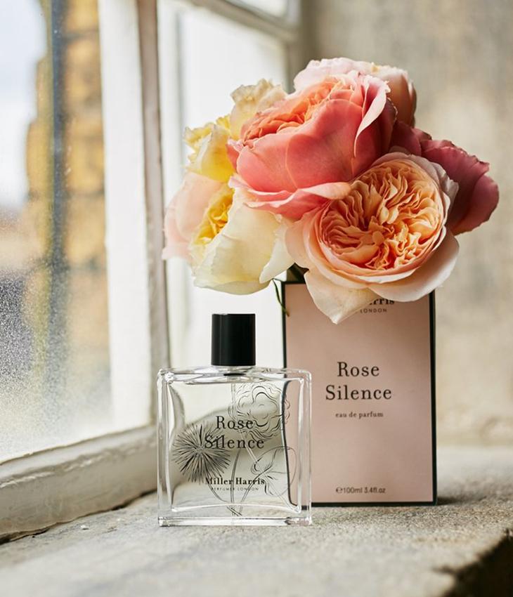 huong nuoc hoa moi ROSE SILENCE MILLER HARRIS