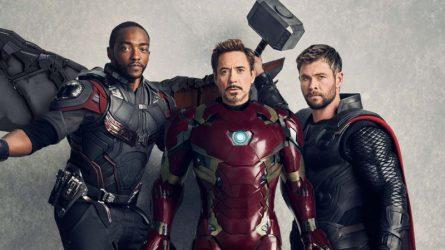 Những sự thật ít biết về dàn sao Avengers: Infinity War